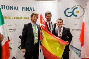 Equipo IBP Final Internacional (Copyright: Andrey Filatiev)
