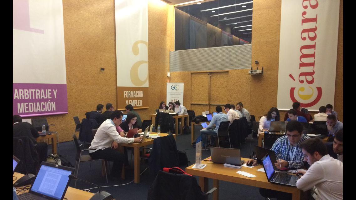 Final Nacional - Simulador de estrategia y gestión empresarial