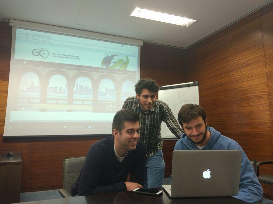 Equipo Q. DOHA - Paellers - GMC ESPAÑA - Simulador empresarial