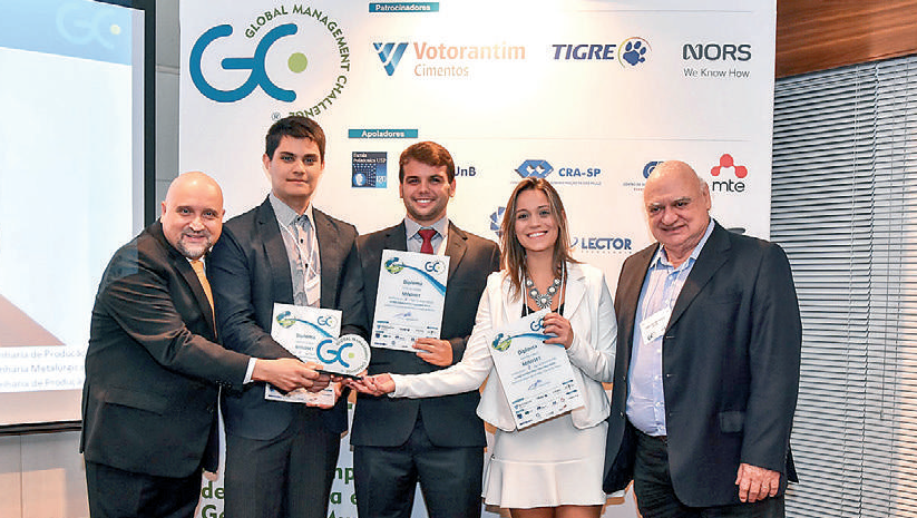 Representantes Internacionales de GMC: Brasil