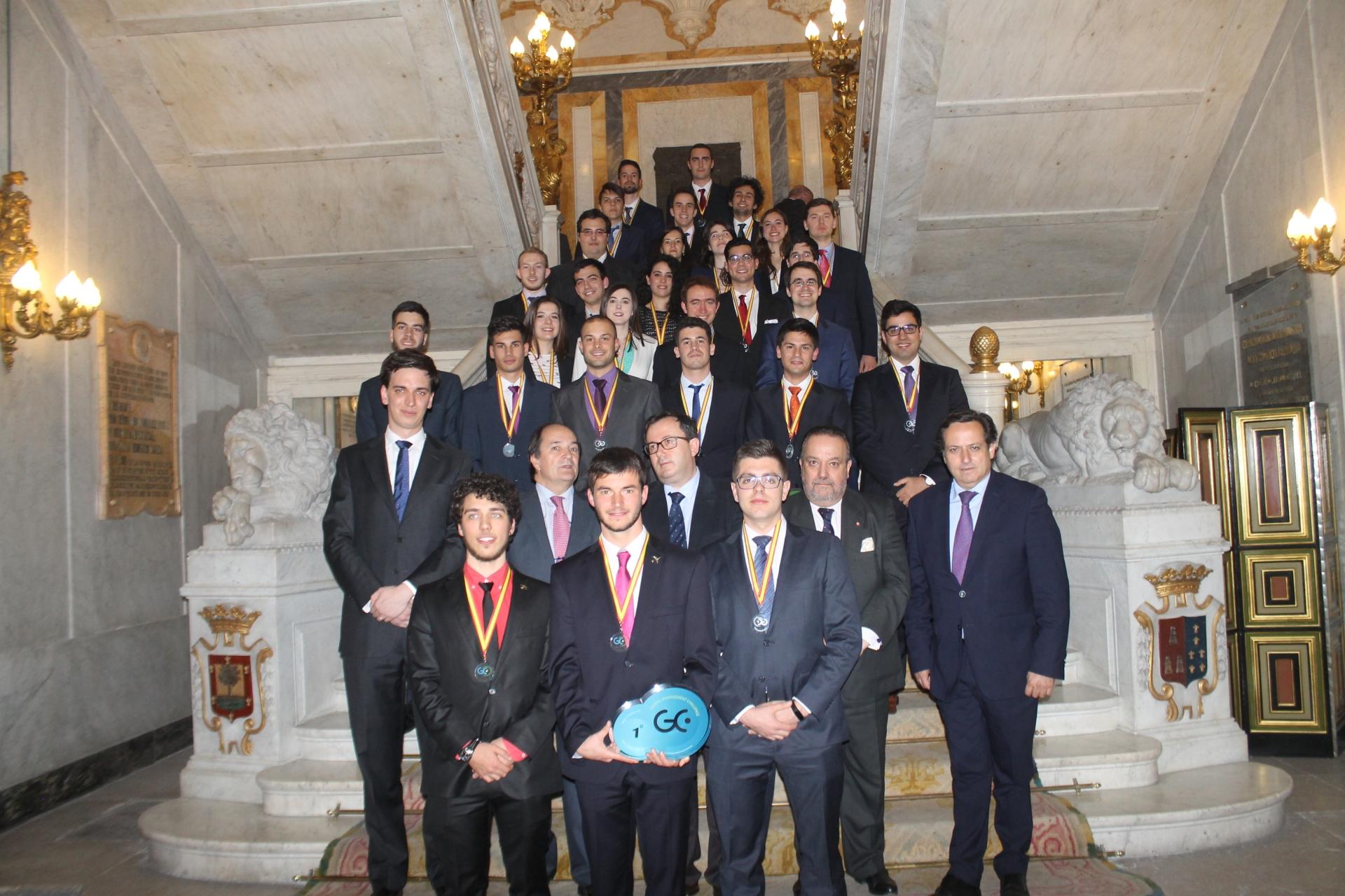 Premiados GMC España 2016 - 2017