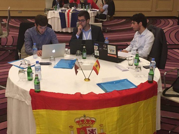 Semifinal Internacional de GMC - 2017